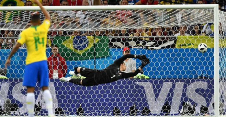 brazil vs switzerland highlights and match report